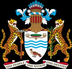 Coat of Arms Guyana