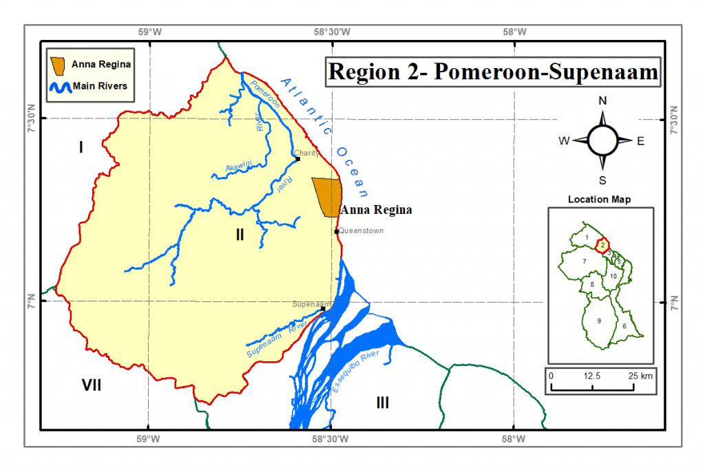 Region 2 Guyana