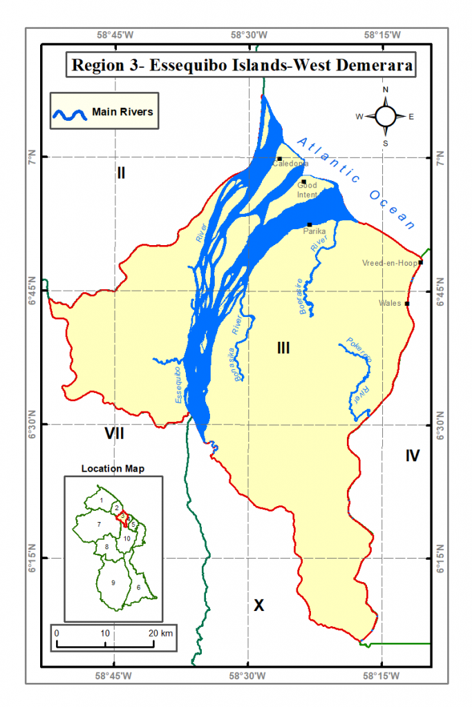 Region 3 Guyana