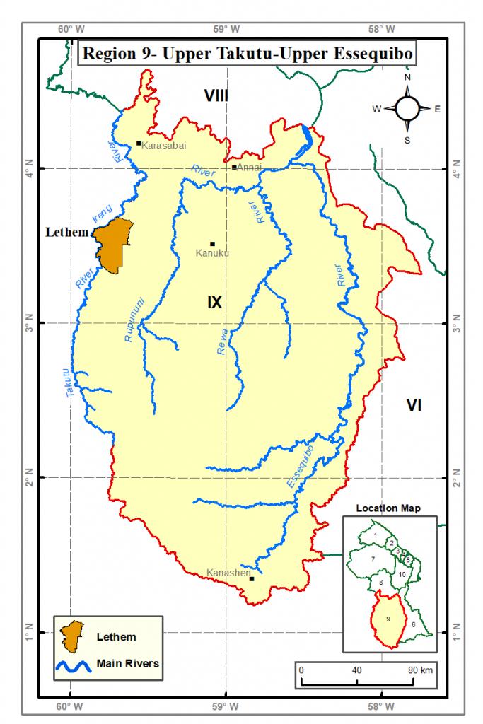 Region 9 Guyana